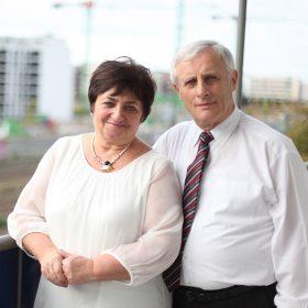 Józef i Danuta Krawiec Pastorzy LifeChurch Duesseldorf Polski Kościół